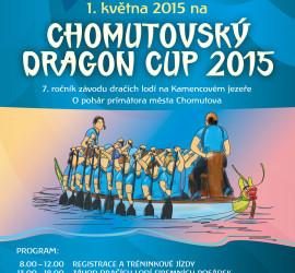 Chomutovský dragon cup 2015